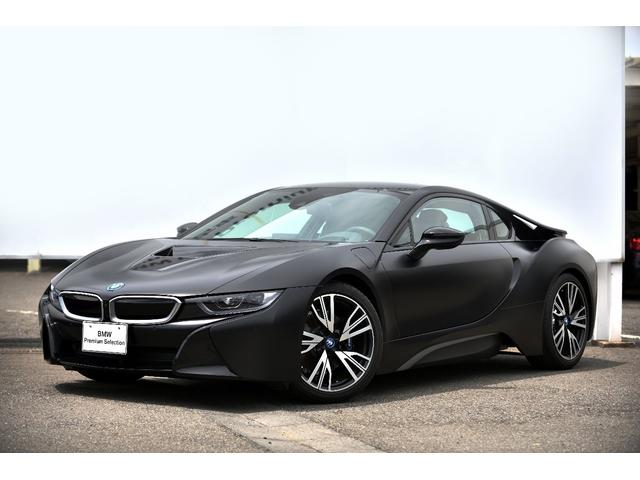 Bmw I8 Protonic Frozen Black 2018 Black 2 000 Km Details