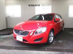 ボルボ V60T4 ワンオーナー セレクト保証 ナビ レザー セーフティ