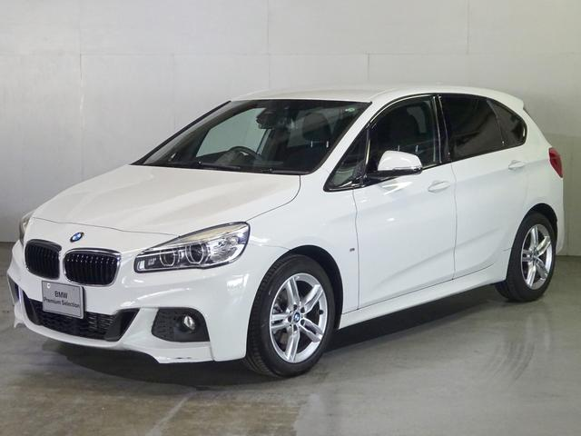BMW 218dアクティブ Mスポーツ コンフォート パーキング