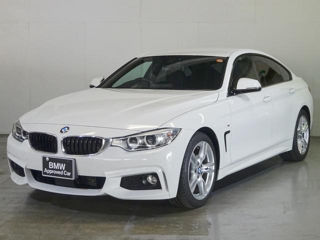 BMW 420iグランクーペ Mスポーツ ACC