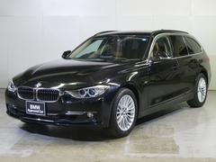 BMW320i xDriveツーリング ラグジュアリーブラウン革