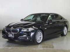 BMW523d ラグジュアリー オイスターレザー コンビニエンス