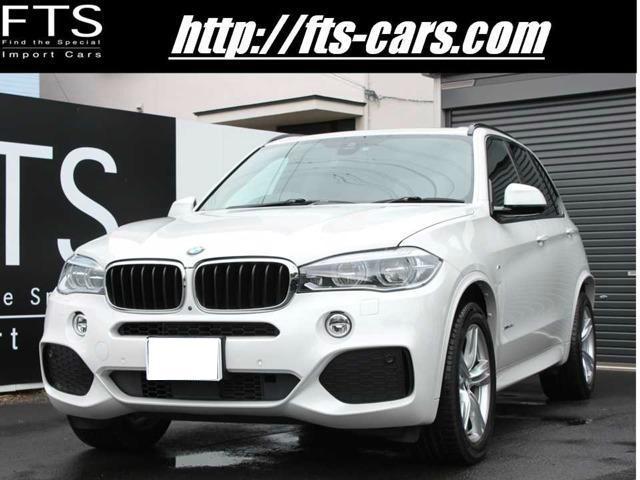 BMW xDrive 35d Mスポーツ 4WD
