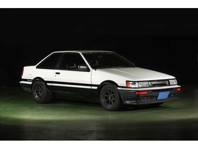 トヨタ GT APEX 外装オリジナル ソレックスキャブレター