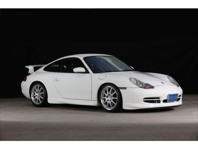 ポルシェ 911GT3 フルオリジナル クラブスポーツパッケージ