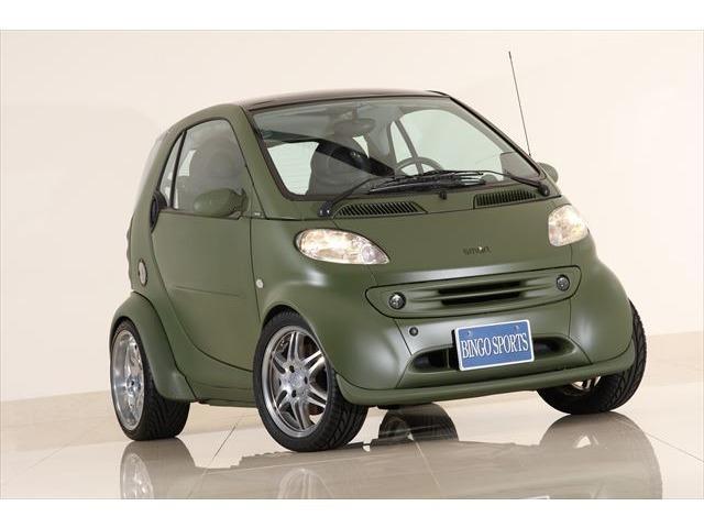 スマート ブラバスワイドスター BRABUS社特別仕様車 生産台数2台