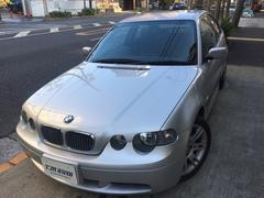 BMW318ti Mスポーツ HDDナビ 禁煙車