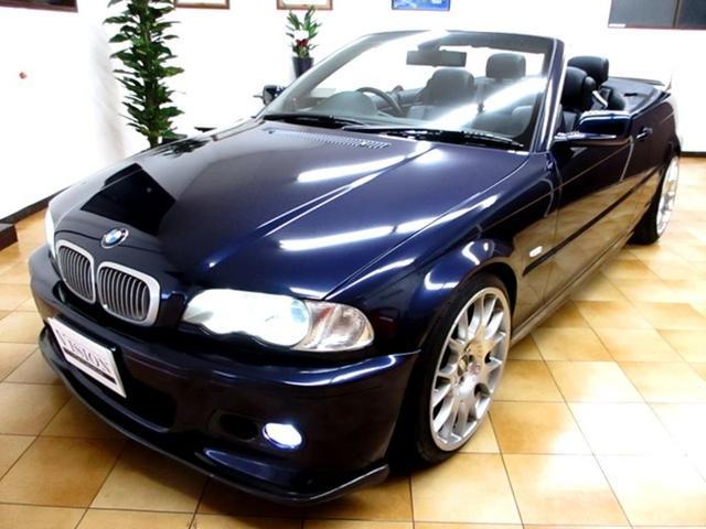 BMW 3シリーズ 330Ciカブ...