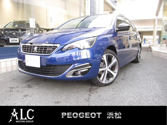 peugeot 308 sw gt blue hdi 2016 blue m 2 000 km. Black Bedroom Furniture Sets. Home Design Ideas