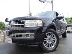 リンカーン ナビゲーター4WD HDDナビTV 純20AW ディーラー車