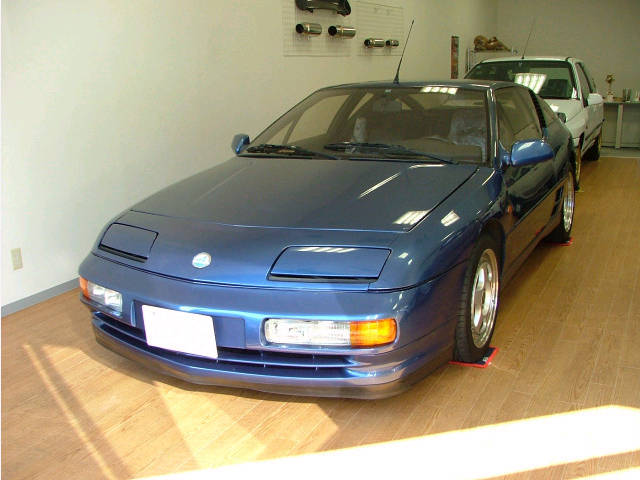 RENAULT ALPINE A610 TURBO