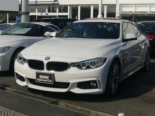 BMW 4シリーズ 420iクーペ Mスポーツ (検29.6)