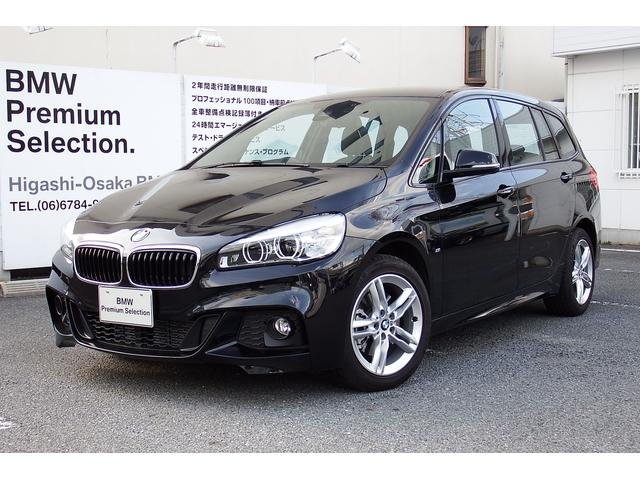 BMW 2シリーズ 218dグランツアラー Mスポーツ Pサポート...