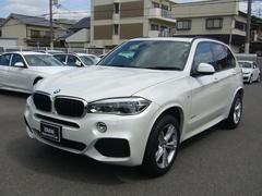 BMW X5xDrive 35d Mスポーツ スタッドレス付 セレクトP