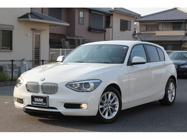 BMW 1シリーズ iDriveナビ パーキングサポートP (検3...