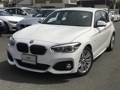 BMW118i Mスポーツ パーキングPKG NEWナビ BSI付