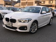 BMW118d Mスポーツ パーキングサポートPKG クルコン