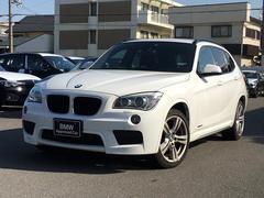 BMW X1sDrive 20i Mスポーツ 純正ナビETC 車検付