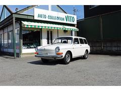 VW タイプIIIバリアント ディーラー車