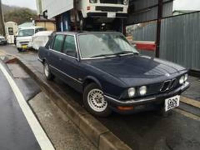 BMW 5シリーズ 524TD デ...