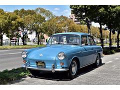VW タイプIII'62 ノッチバック スウェーデンモデル