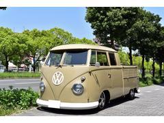 VW タイプII'61 ダブルキャブ