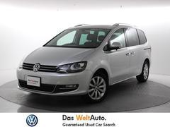 VW シャランハイライン 両電動ドア ナビ クルコン キセノン スマートキ