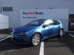 VW ゴルフTSIコンフォートライン VW純正ナビ 商品強化モデル