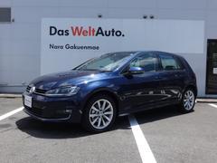 VW ゴルフTSIハイライン VW純正ナビ 商品強化モデル