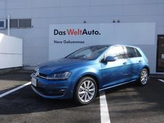 VW ゴルフTSIハイライン VW純正ナビゲーション 商品強化モデル