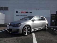 VW ゴルフGTIVW純正ナビ DCC 18インチアルミ