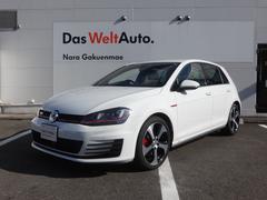 VW ゴルフGTIVW純正ナビ DCC 18インチアルミ マニュアルミッション