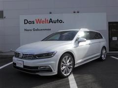 VW パサートヴァリアント2.0TSI Rライン
