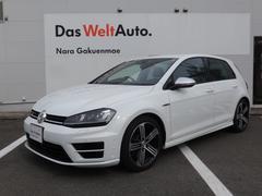 VW ゴルフRVW純正ナビゲーション マニュアルミッション