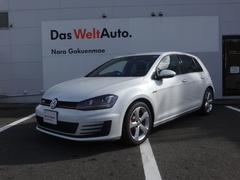 VW ゴルフGTIVW純正ナビゲーション 商品強化モデル