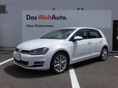VW ゴルフTSIハイライン VW純正ナビゲーション 2017モデル