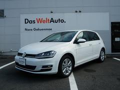 VW ゴルフTSIコンフォートライン VW純正ナビ 2017モデル