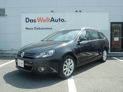 VW ゴルフヴァリアントTSIコンフォートラインプレミアムエディション ナビ付