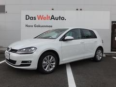 VW ゴルフTSIコンフォートライン VW純正ナビ レーンキープアシスト