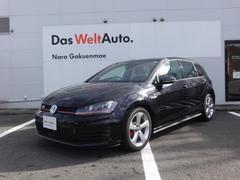 VW ゴルフGTIVW純正ナビゲーション バックカメラ ブラインドスポット