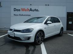 VW ゴルフGTEDCC VW純正ナビ 18アルミ 10月キャンペーン対象車