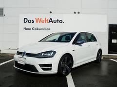 VW ゴルフRVW純正ナビゲーション 後方支援 ブラインドスポット