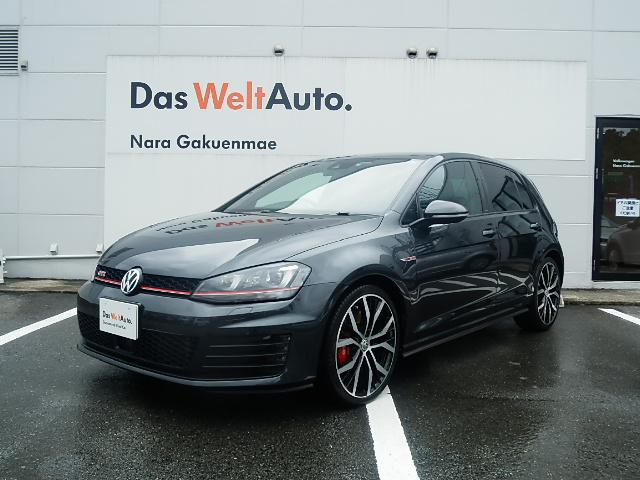 フォルクスワーゲン パフォーマンス特別仕様限定車 VW純正ナビゲーション DCC