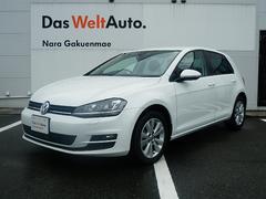 VW ゴルフTSIコンフォートラインVW純正ナビ レーンアシスト標準