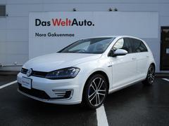 VW ゴルフGTEVW純正ナビ DCCパッケージ 11月キャンペーン特別対象車