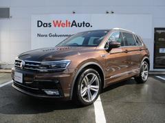 VW ティグアン新型TSI Rライン テクノロジーパッケージ 電動リヤゲート