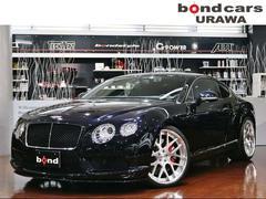 ベントレー コンチネンタルGT V8