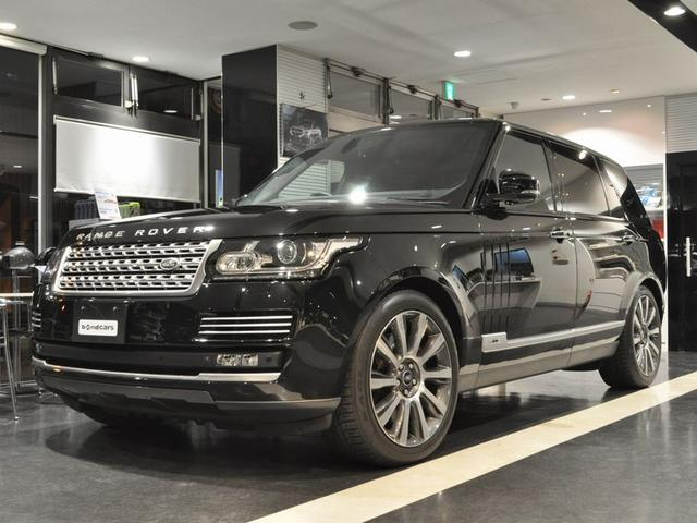 Photo of LAND_ROVER RANGE ROVER AUTOBIOGRAPHY LONG WHEELBASE / used LAND_ROVER
