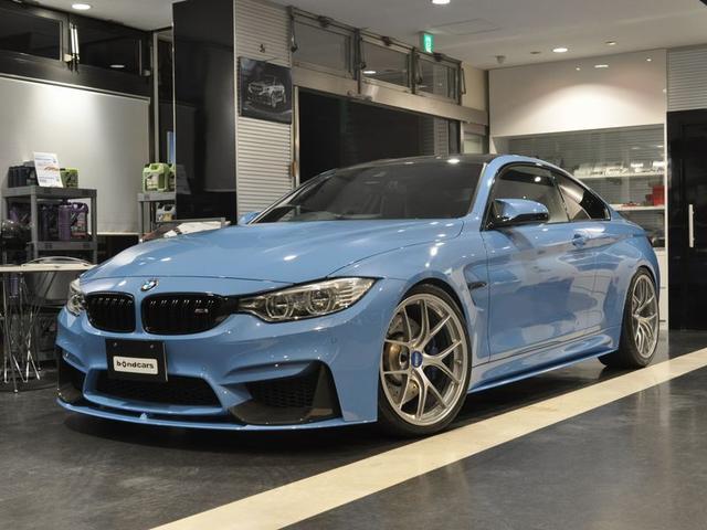 BMW M4 M4クーペ ワンオー...