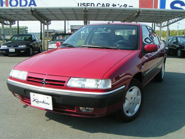 Photo of CITROEN XANTIA V-SX / used CITROEN